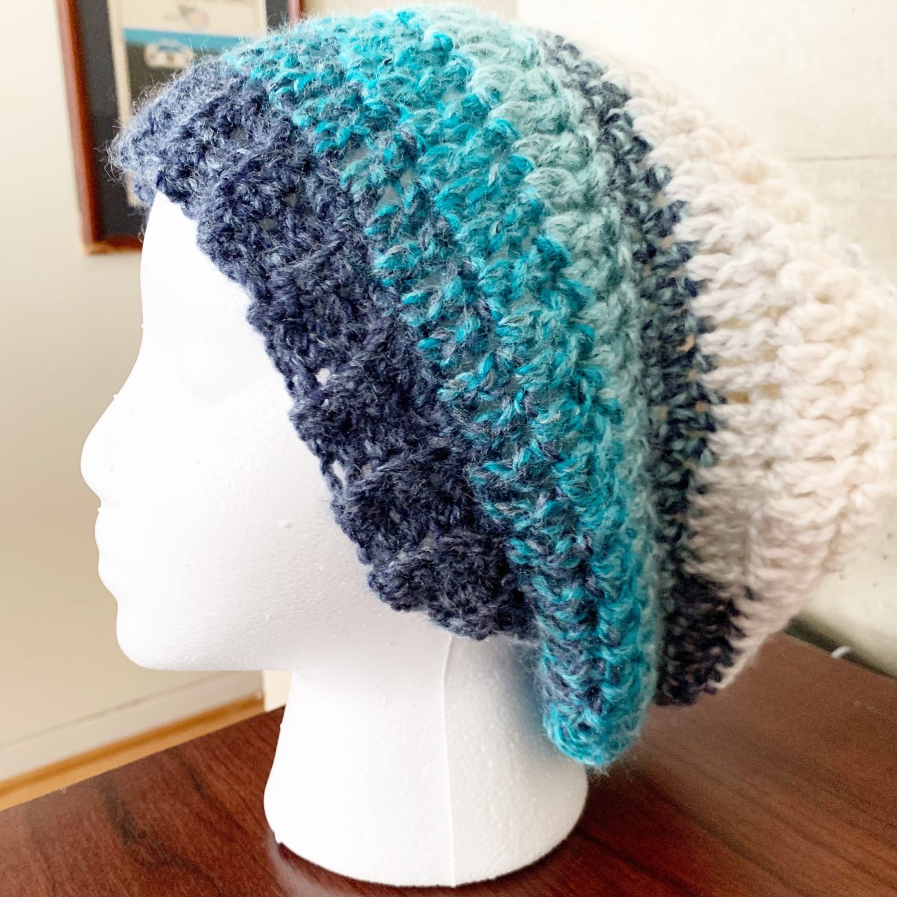 Pattern Review: Easy Slouchy Beanie