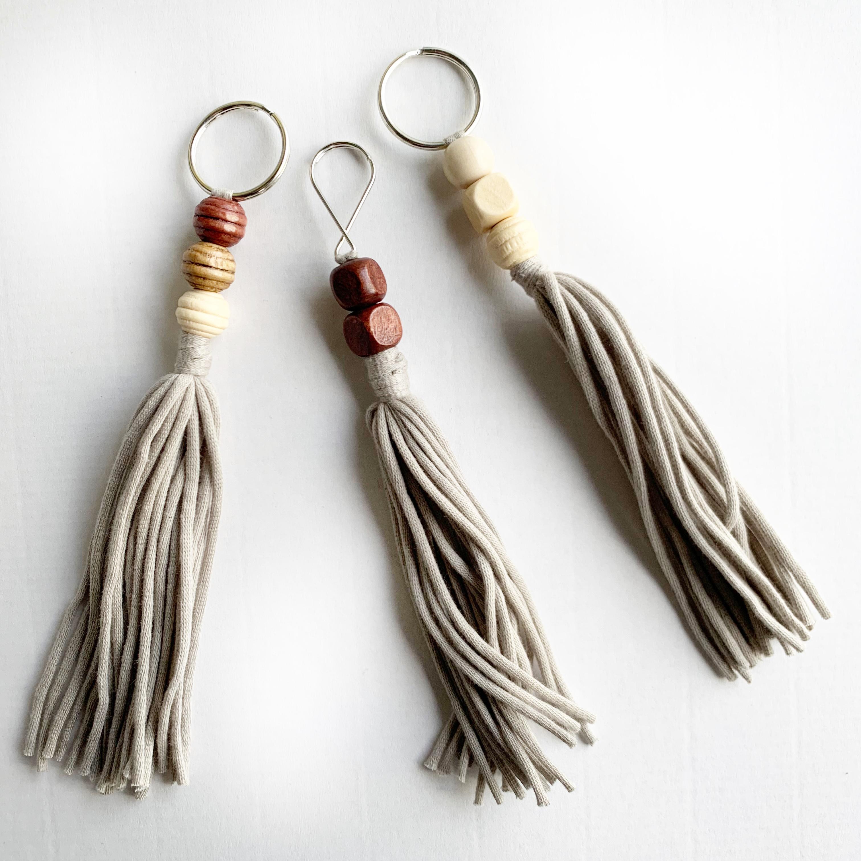 Tuesday Craft Corner: Chic Tassels