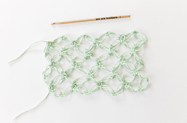 Six Lace Crochet Stitches for Summer Projects