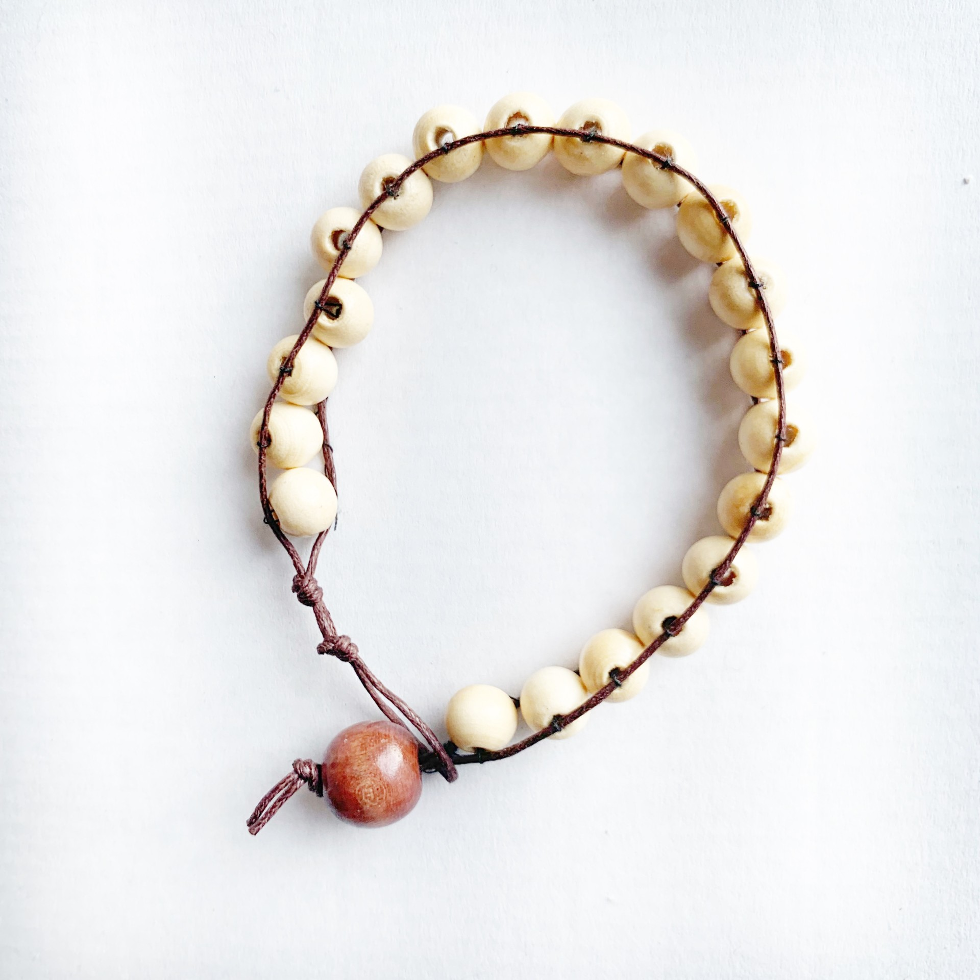 Tuesday Craft Corner: Beaded Wrap Bracelet