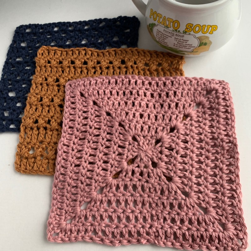 Dishcloth Sampler #2